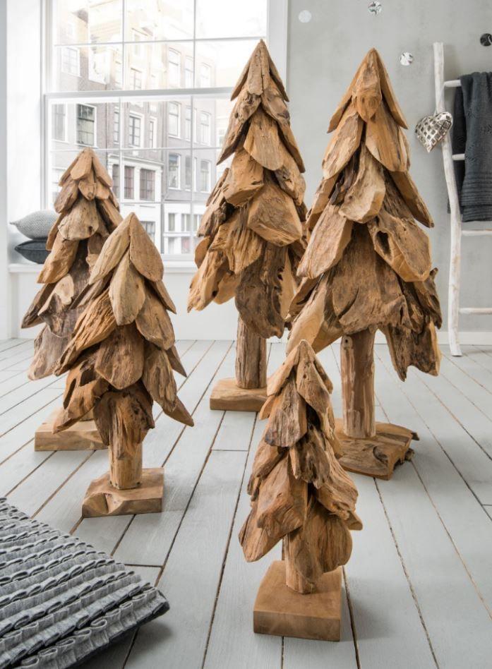 deko-baum, tanne, weihnachtsbaum, handgefertigt aus