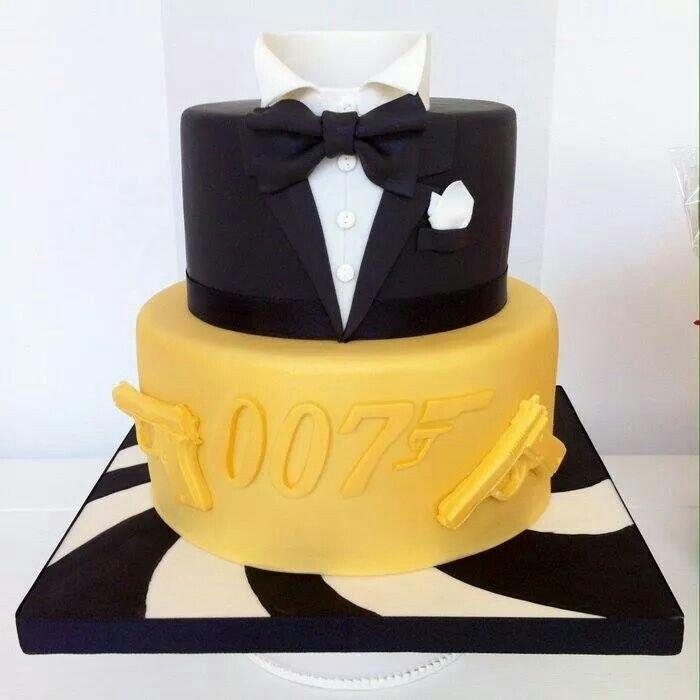Kegan's James Bond Party Theme