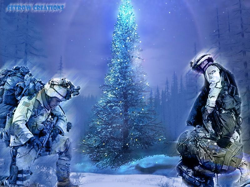 Our Troops And First Responders This Christmas And Holiday Season ...