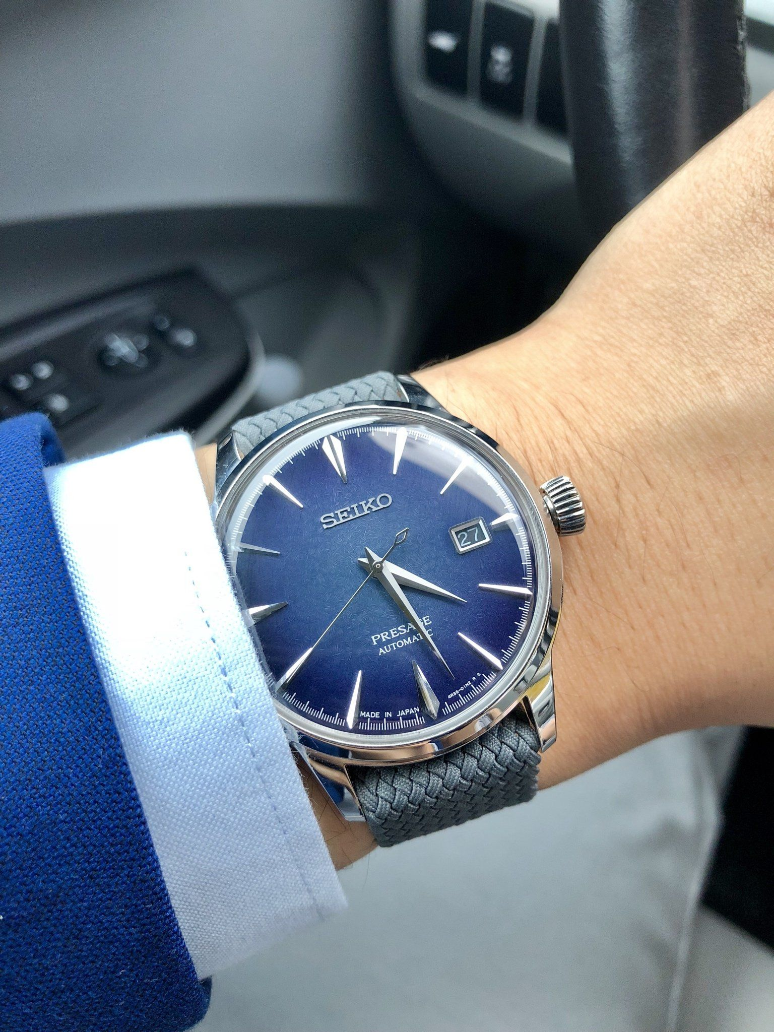 Seiko] starlight in the sun : Watches | Best looking watches