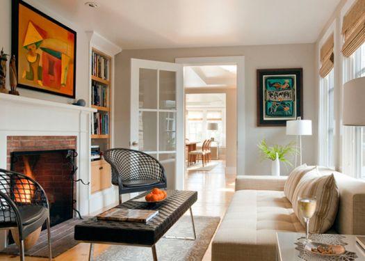 The 9 Best Benjamin Moore Paint Colors Grays Including Undertones Brown Living Room Decor Brown Living Room Benjamin Moore Paint Colors Gray