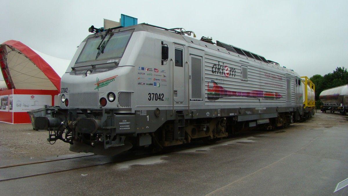 37042.195 akiem, Transport & Logistik Messe München 2013