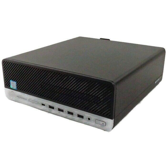 eBay #Sponsored HP ProDesk 600 G3 SFF Desktop Core i5-6500