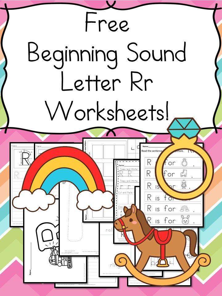 18 Free Beginning Sound Letter R Worksheets Easy Download Mrs