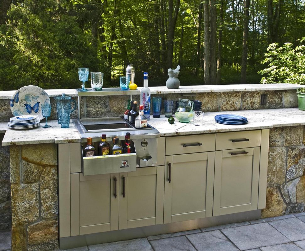 Gallery Outdoor Kitchen Patio Kitchen Modular Outdoor Kitchens