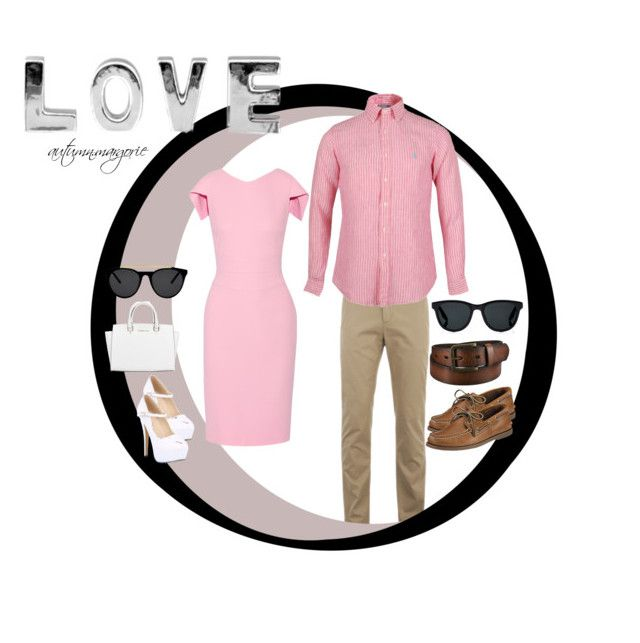 """""""in love"""" by autumn-margorie on Polyvore featuring Lacoste, Antonio Berardi, Polo Ralph Lauren, Sperry Top-Sider, Michael Kors, Smoke & Mirrors, Uniqlo and Barton Perreira"""