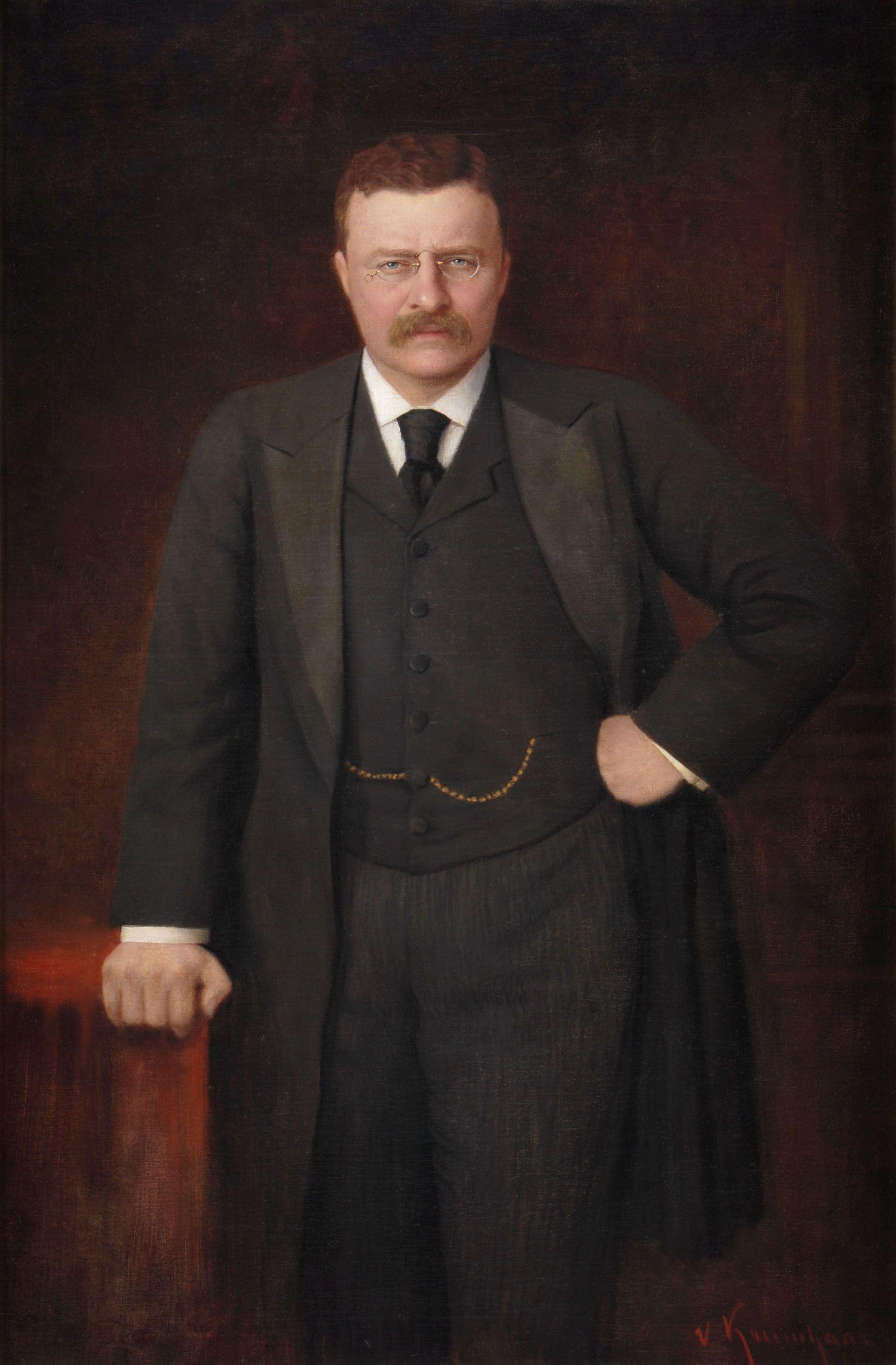 Teddy Roosevelt Portrait : teddy, roosevelt, portrait, 33TheodoreRoosevelt.jpg, (2339×3564), Teddy, Roosevelt,, Theodore, Roosevelt