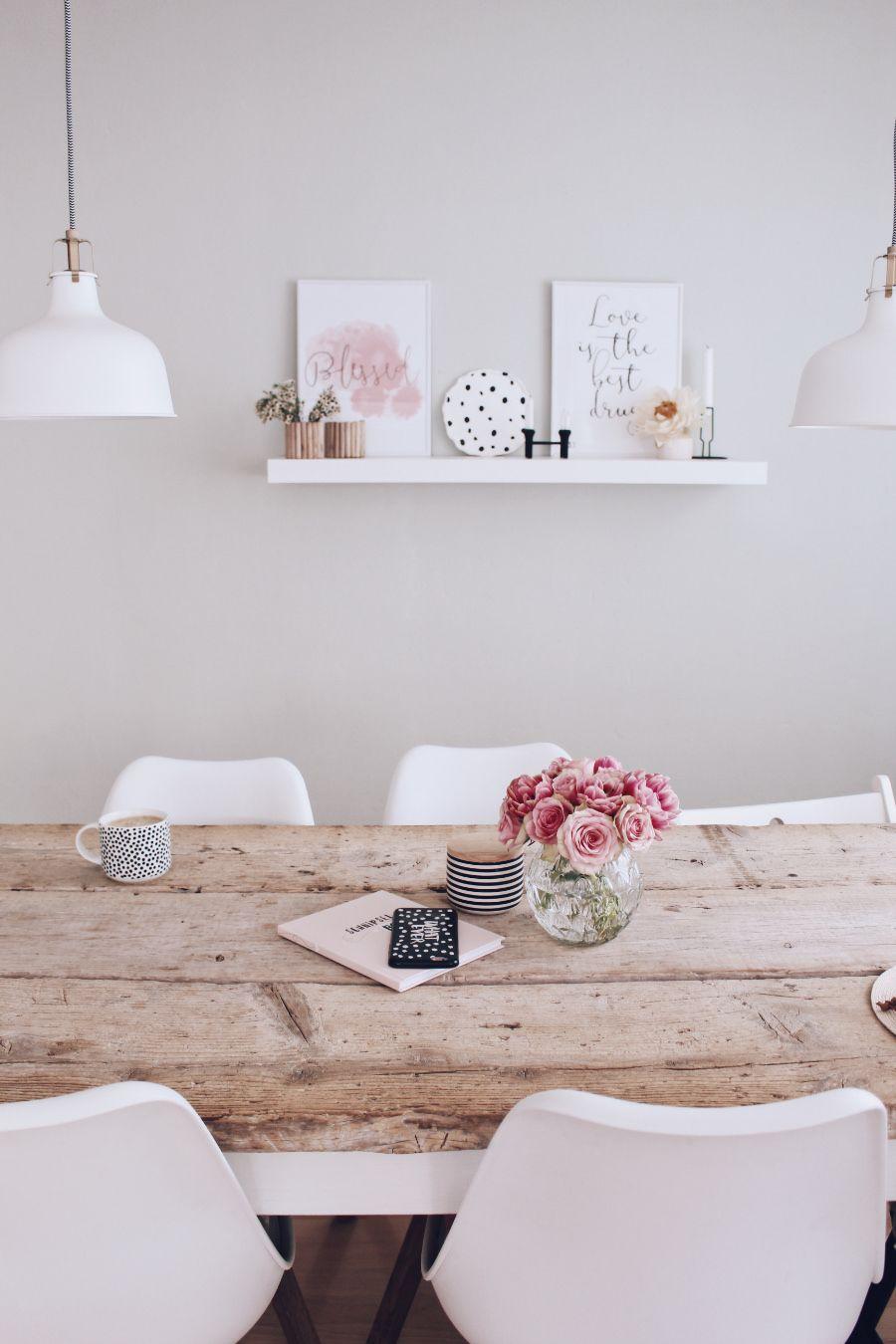 Tolle Diy Projekte Zum Nachmachen Und Ein Neues Regal Im Esszimmer Raumideen Diy Zimmerdekoration Ideen Zum Selbermachen Fur Zu Hause