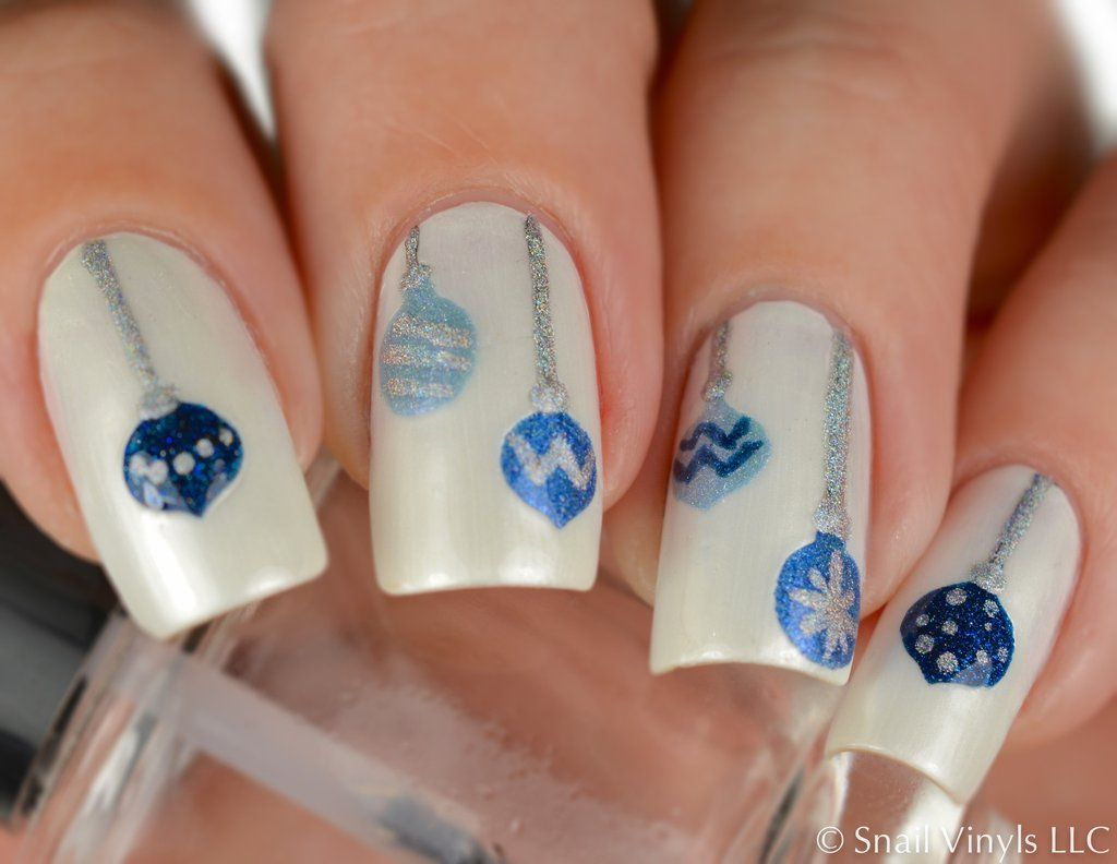 With two designs to choose from our ornament nail decals are a with two designs to choose from our ornament nail decals are a great addition to prinsesfo Gallery