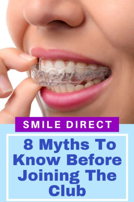 Is Smile Direct Club The Same As Invisalign? 8 Myths You Need To Know Before Joining The Club   Smile direct. Smiledirectclub. Smile direct club ...