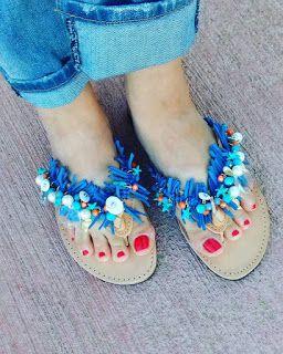 e4105831551 elenas sandals: Σανδάλια 2016 | ideas