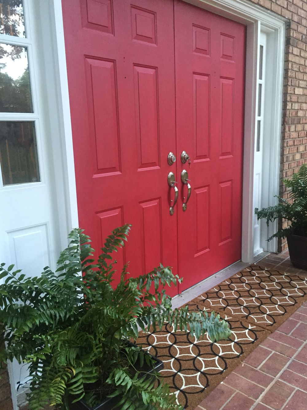 front door makeover on a budget paint color behr s on home depot paint colors exterior id=91130