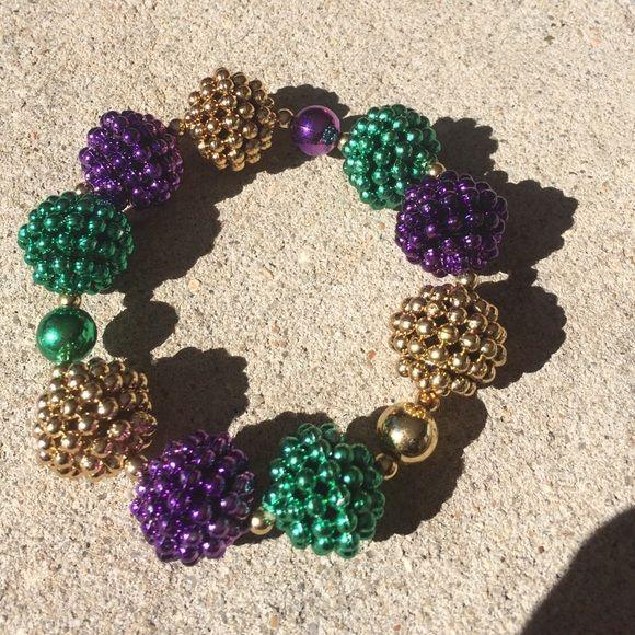 Mardi gras bracelet Mardi gras bracelet Jewelry Bracelets