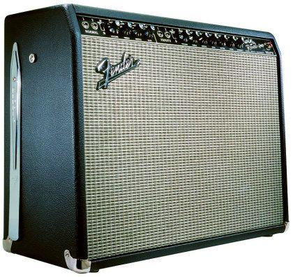 fender 39 65 twin reverb vintage reissue guitar combo amplifier 85 watts 2x12 fender amps. Black Bedroom Furniture Sets. Home Design Ideas