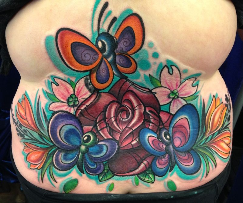 Pin on body ilustrated