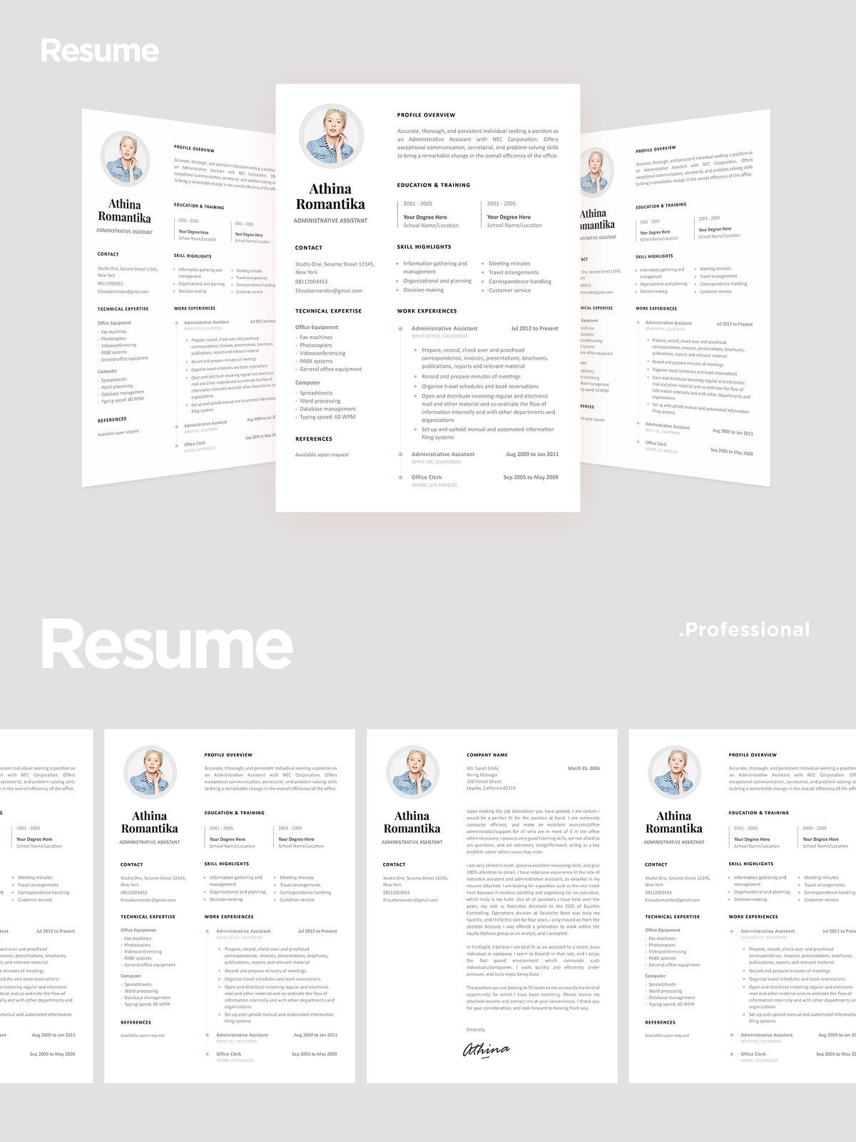 Administrative Assistant Resume Administrative assistant