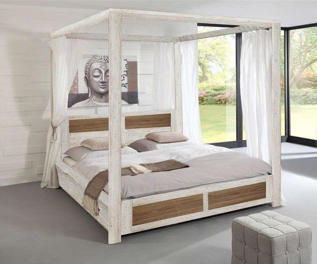 Himmelbett Gestell Ohne Bett Bett Mit Himmelbett In 2020 Home Home Decor Outdoor Bed