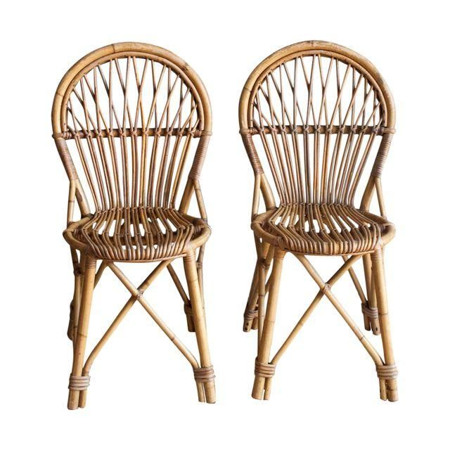 Image Of Boho Chic Rounded Rattan Dining Chair Single Rattan Dining Chairs Chair Wooden Beach Chairs
