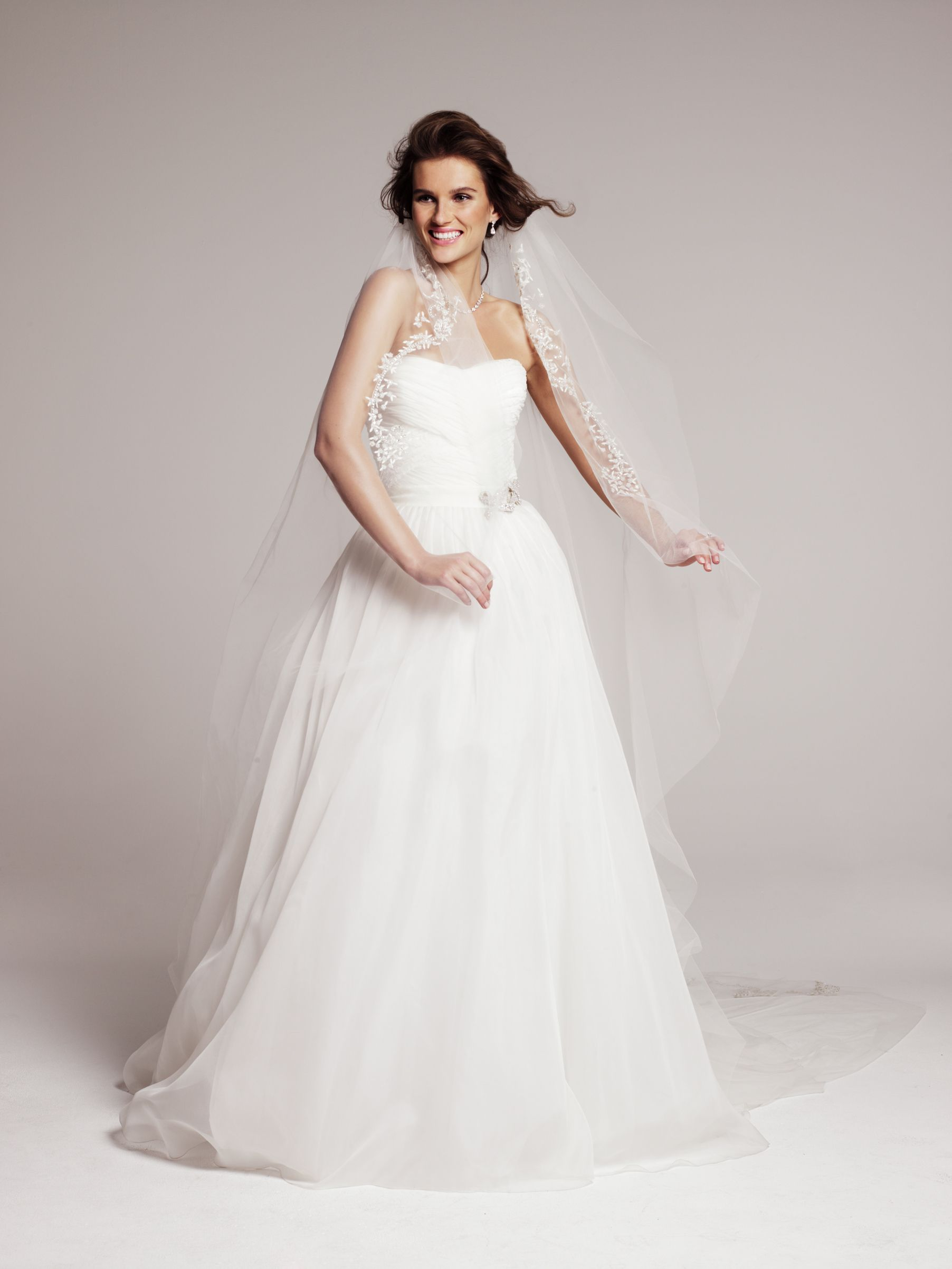 Nordstrom wedding dress  Roses by Reem Acra