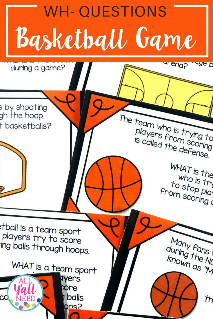 Basketball a wh questions game this or that questions