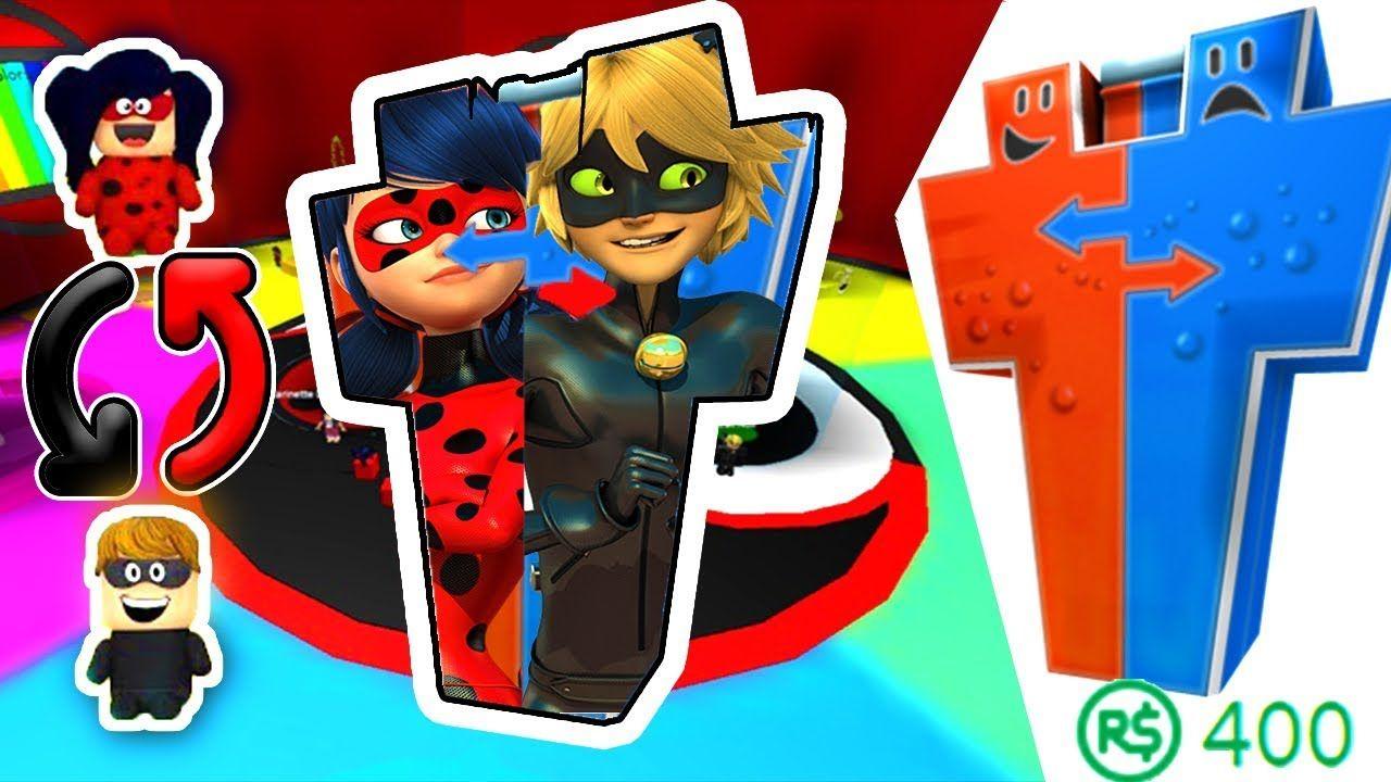 Arkadaslari Trolleyip Kiyafetlerini Caldik Roblox Ladybug Roleplay Mu Oyun