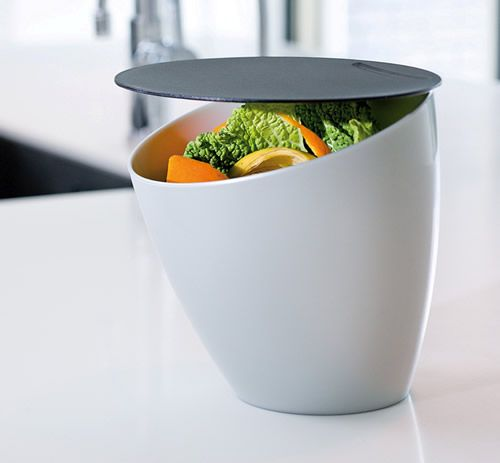 Attractive Countertop Compost Bin | Kitchen And Laundry Rooms | Pinterest | Countertop,  Counter Top And Laundry Rooms