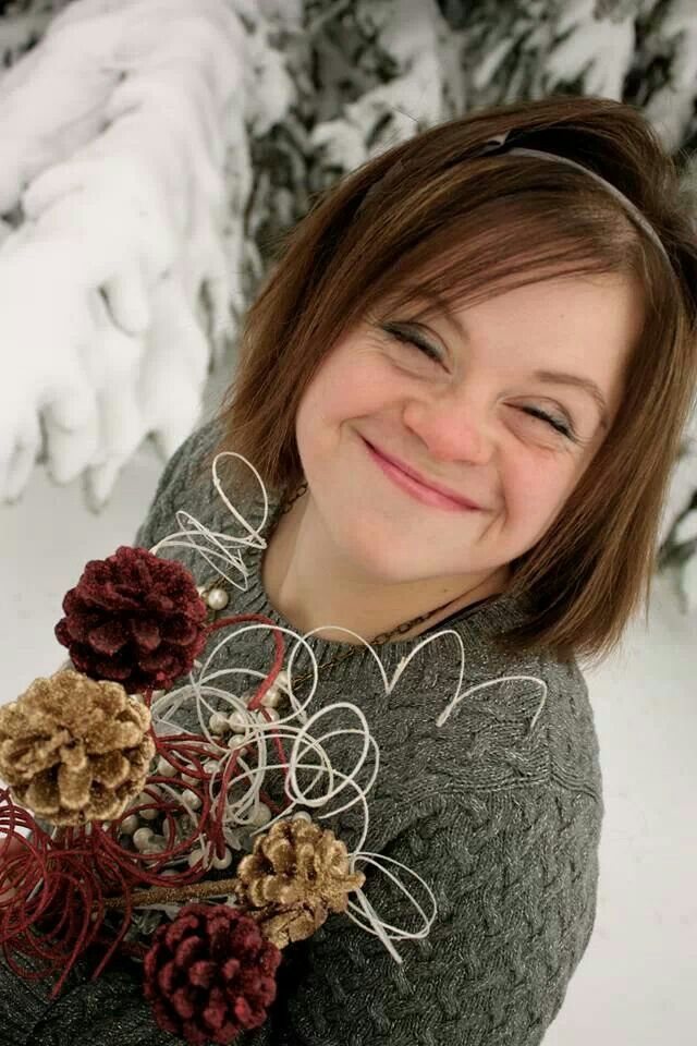 This is Sammy! She is unbelievably radiant! ♥ Down syndrome awareness
