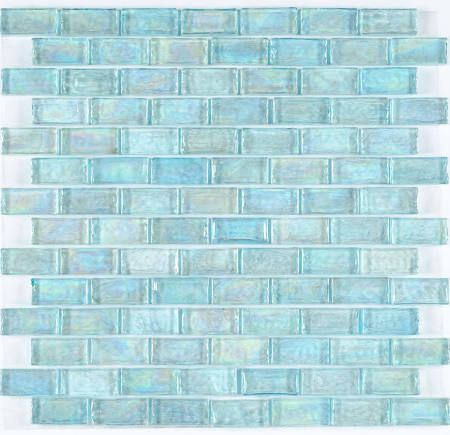 Light Blue Glass Tile Backsplash Google Search Home
