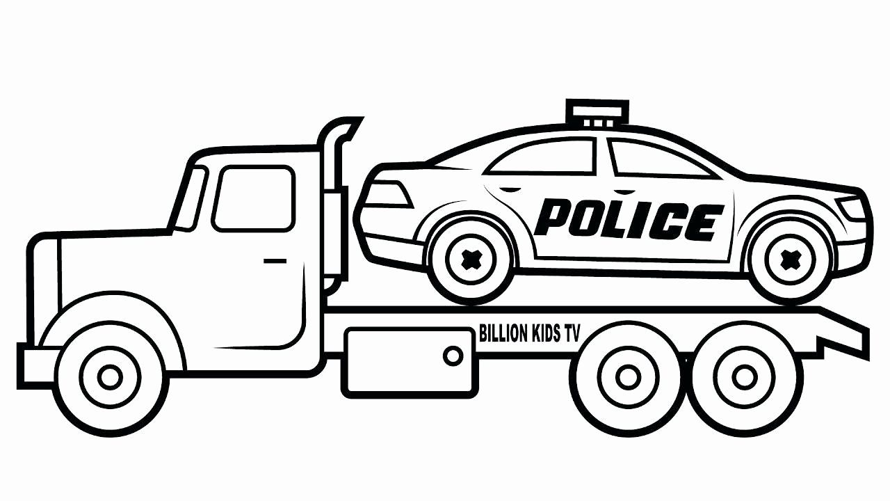 Transportation Coloring Pages Pdf Beautiful Inspirational Police Car Coloring Pages Monster Truck Coloring Pages Truck Coloring Pages Cars Coloring Pages