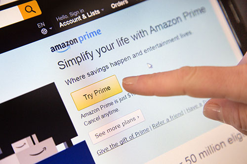 Comment s'inscrire à Amazon Prime 2019 TechTutoriels