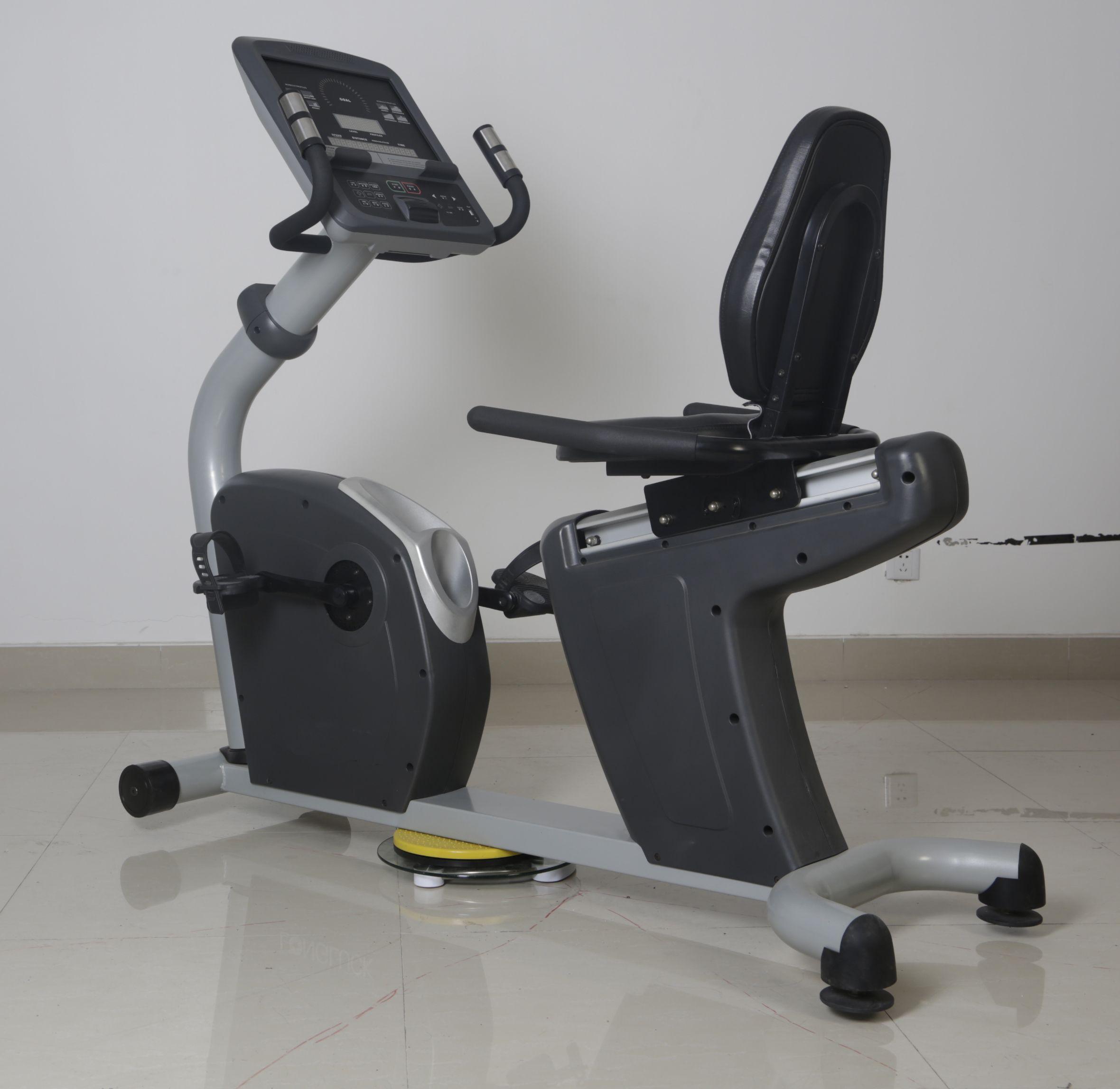 Commercial Recumbent Bike K R2 Bike Exercise Bikes Cardio Machines