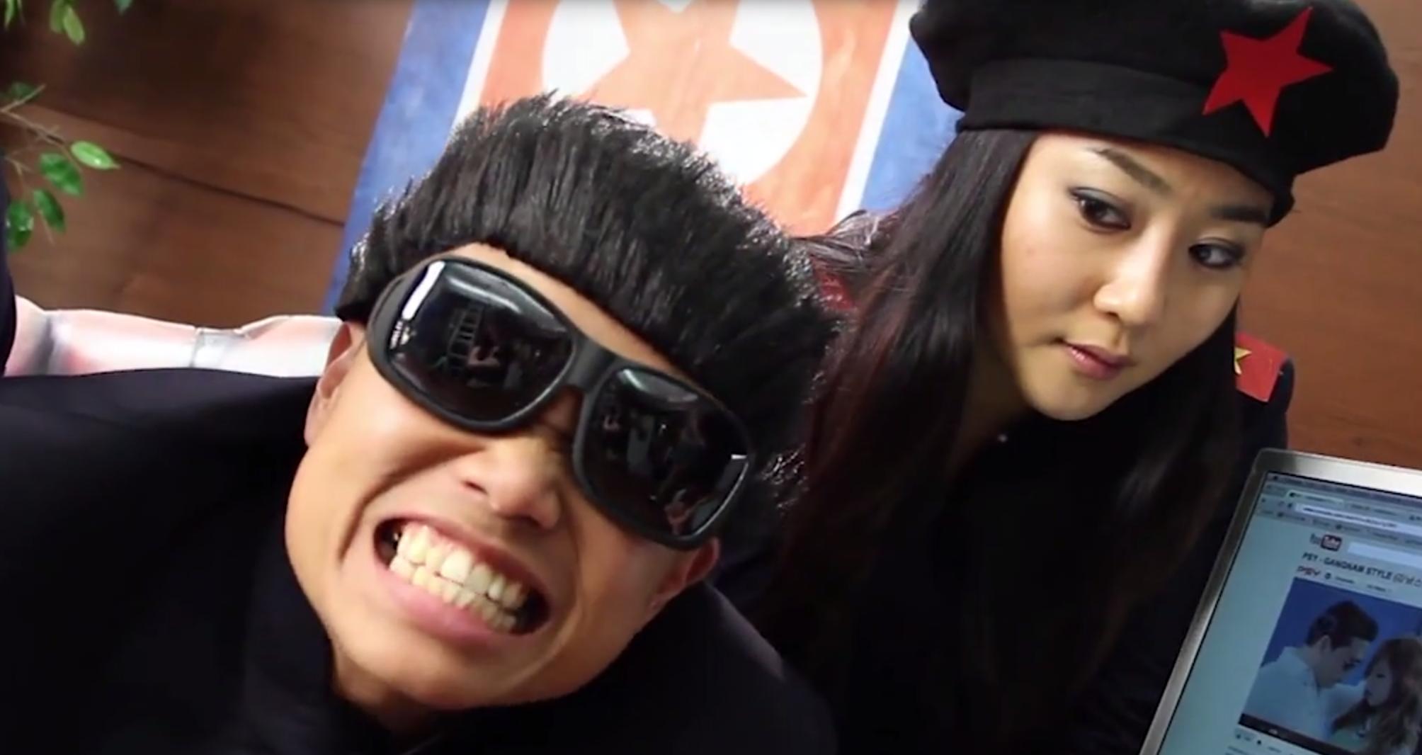 Kim Jong Un Gangnam Style Parody Compilation   Gangnam