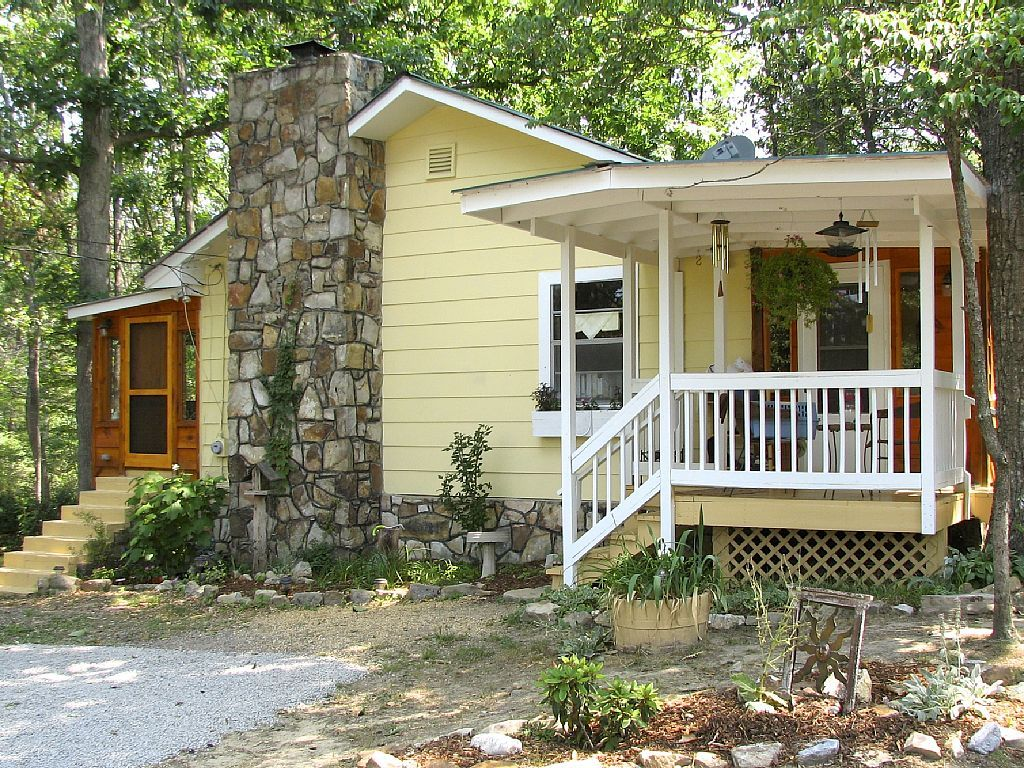Charmant The Breeze At Dawn Mentone Cottage   Cabins For Rent In Mentone, Alabama,  United States