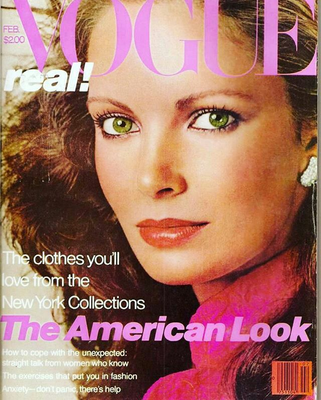 Jaclyn Smith in Vogue   Drôles de Dames - Charlie\'s Angels ...