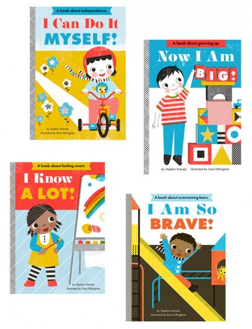 The empowerment series books for kids i can do it myself i am so the empowerment series books for kids i can do it myself i am so brave now i am big i know a lot illustration screenprint solutioingenieria Images