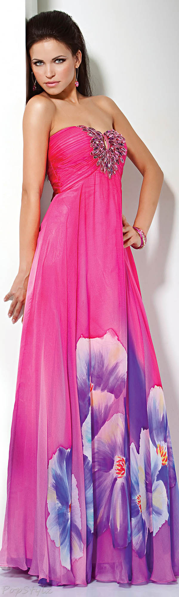 Jovani Colorful Evening Gown | vestidos de FIESTA y COCTEL ...