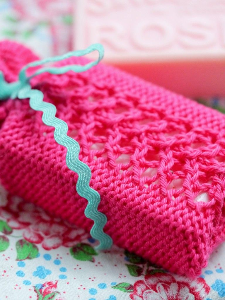 Phildar blog - free knitting pattern with coton 3 http://www ...