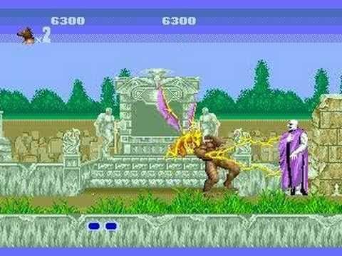 One of my personal favorite Sega Genesis games, Altered