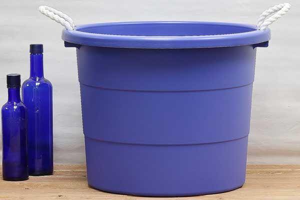 Large Plastic Bucket Plastic Buckets Small Space Gardening Bucket