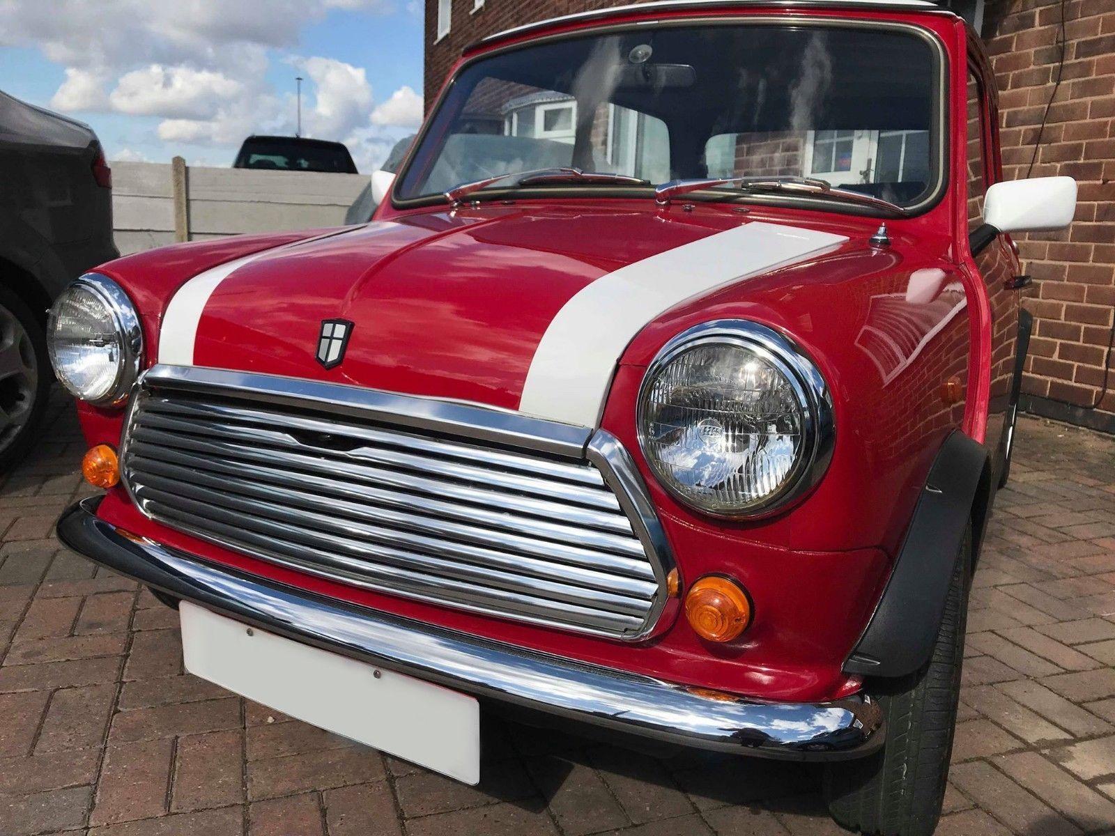eBay: Classic Rover Mini 1000 City E #classicmini #mini | UK Classic ...