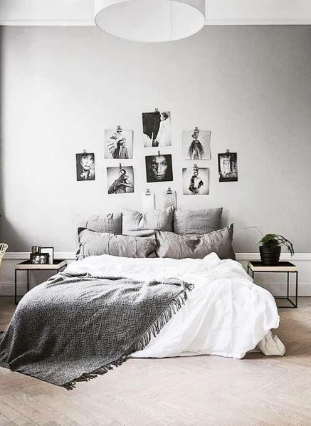 Minimal Interior Design Inspiration #47  Interior Design Magnificent Monochrome Bedroom Design Ideas Design Inspiration