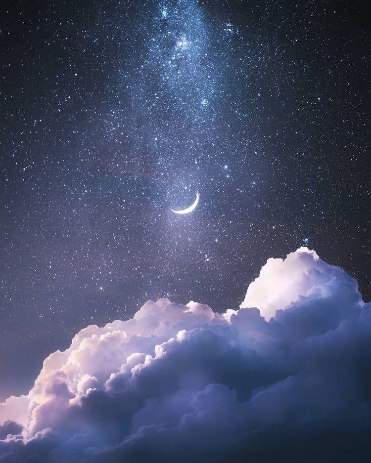 11 11 On Twitter Night Sky Wallpaper Sky Aesthetic Night Aesthetic