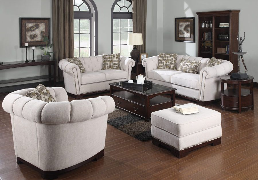 Explore White Sofas, Accent Chairs, And More!