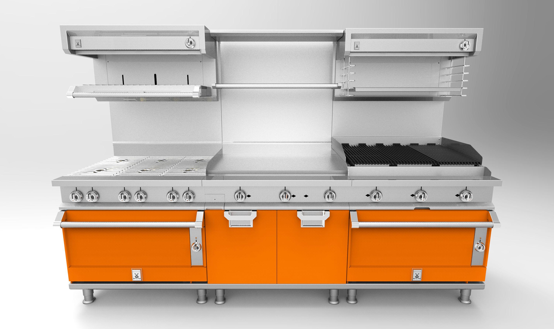 dream kitchen range Custom Lineups   Hestan Commercial   Commercial ...