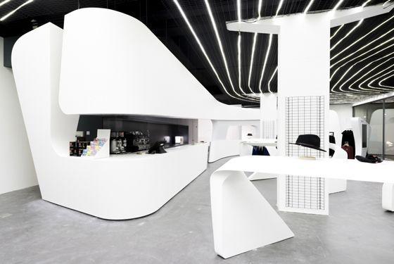 Shop To The Future Retail Design Exibition Design Retail Store Design