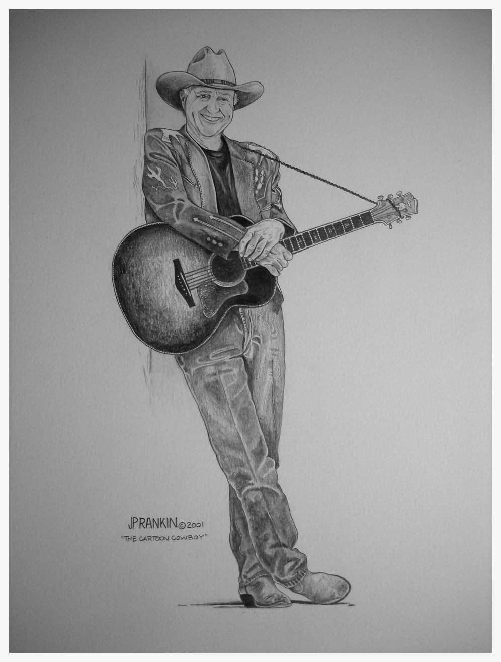 Jerry Jeff Walker Jerry Jeff Walker Drawings Sketches
