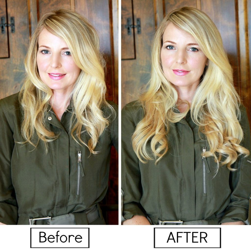 Slideshow 20 Hairstyles That Will Knock 10 Years Off Your Age Page 16 Tip Mom Hair Styles Halo Hair Extensions Hair Extensions Reviews