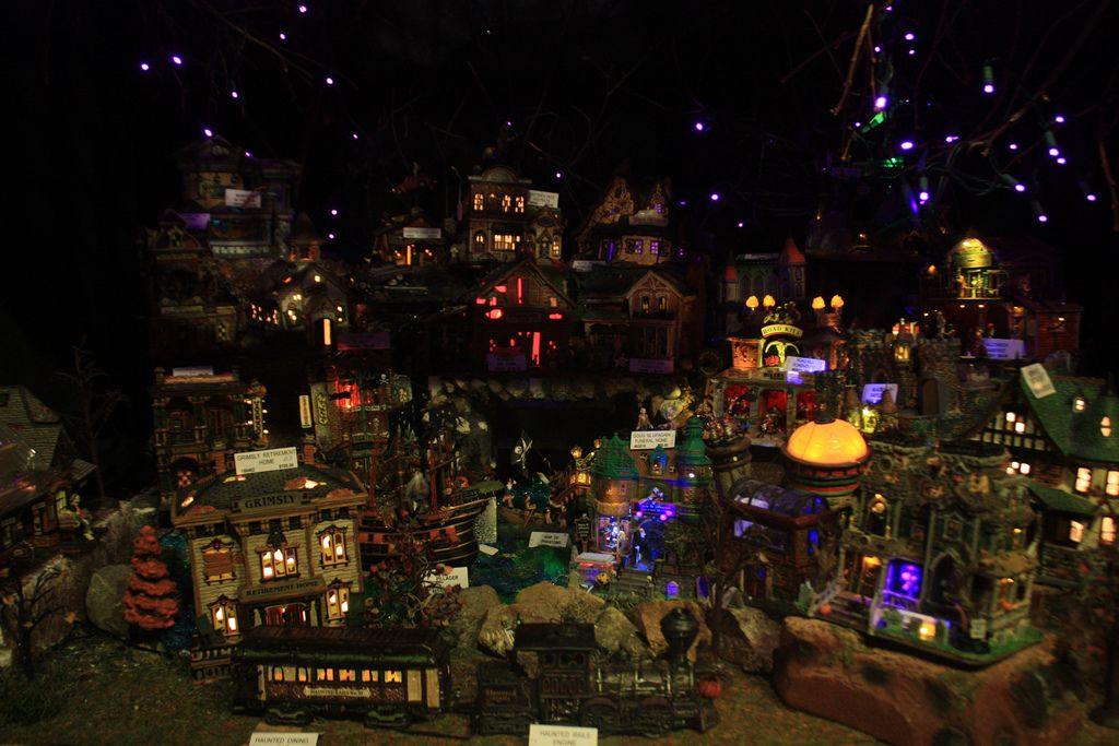 Halloween Town   Flickr - Photo Sharing!