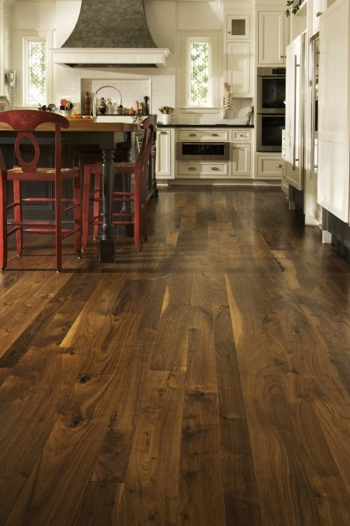 Carlisle Wide Plank Floors I Hardwood Flooring Dark Wood