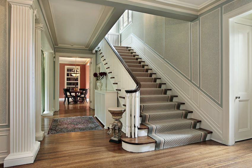 Entry Foyer Runner : Gorgeous foyer designs decorating ideas entry foyers